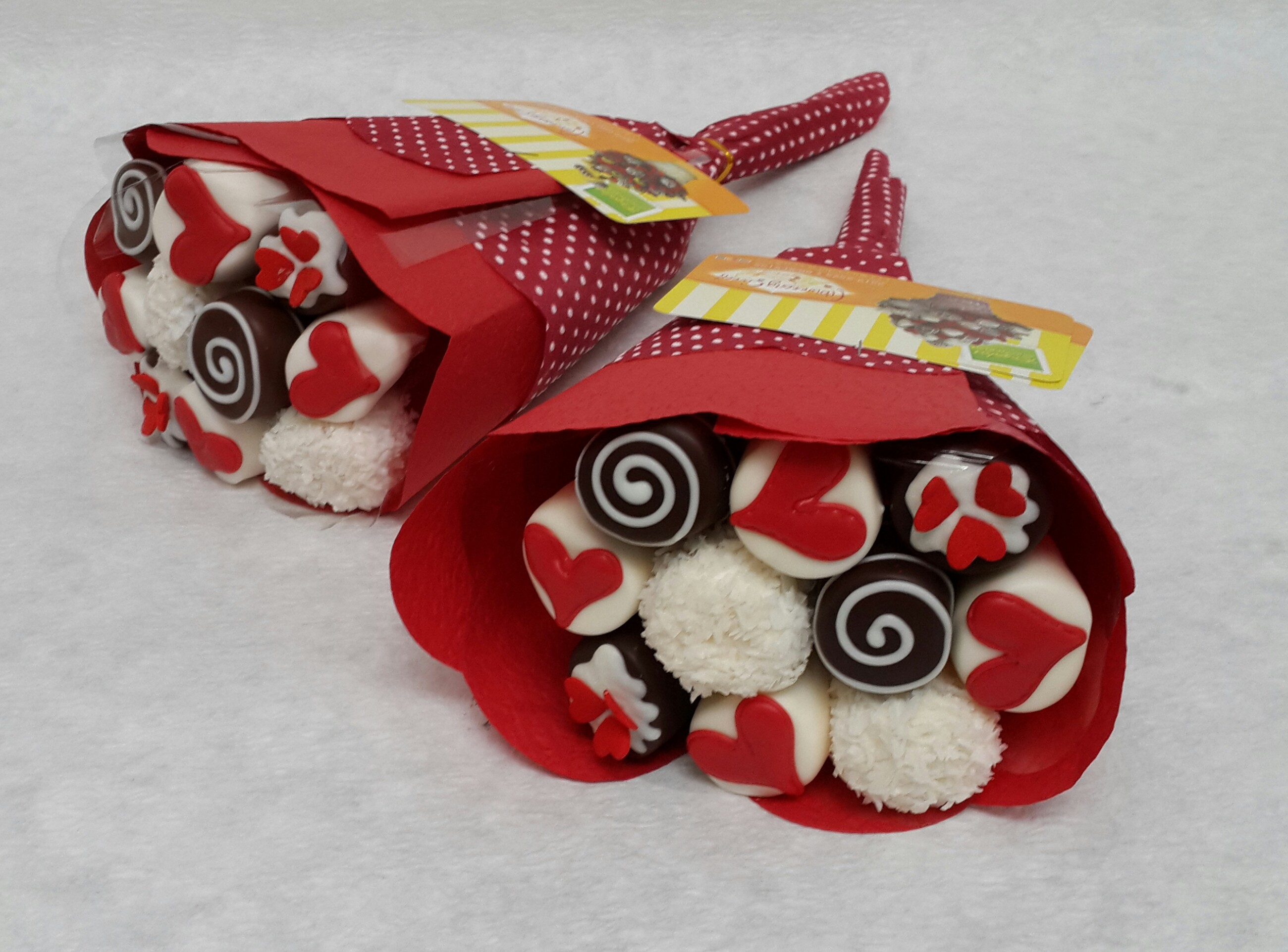 Ramo Marshmallows Red