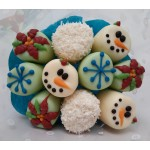 Ramo Marshmallows Navideño